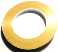 """Picture of FF6S  3/8"""" x 100' Silver Copper Foil 1.25 mil"""