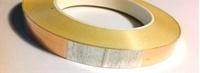 """Picture of FF7S  1/2"""" x 100' Silver Copper Foil 1.25 mil"""