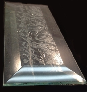 Picture of B25G  2x5 Glue Chip Bevels