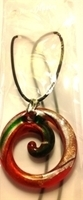 Picture of GP23-1 Hand Made Murano Fused Glass Jewerly