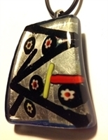 Picture of GP27 Hand Made Murano Fused Glass Jewerly