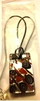 Picture of GP39 Hand Made Murano Fused Glass Jewerly-Rectangle