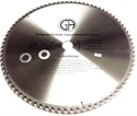 "Picture of TC248  24"".80 Tooth Carbide Tipped WOOD Saw Blade, Heavy Duty, Professional Quality"