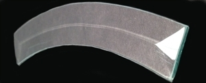 Picture of B10610  1 inch Stock Circle Bevel (8 pcs = 20 inch circle)