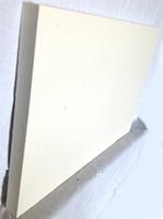 "Ceramic Fiber Board 2"" HF102 side view"