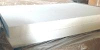 "Ceramic Fiber Board 2"" HF102 edge view"