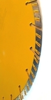 Picture of DB3772B  12IN TURBO Segmented Saw Blade