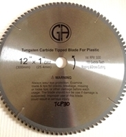 Picture of TCP30  12IN 100 Tooth TCT Saw Blade for Non Ferrous Metal