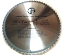 Picture of TCP13  16-in. - 60 Tooth - Tungsten Carbide Tipped WOOD Saw Blade, Heavy Duty, Professional Quality