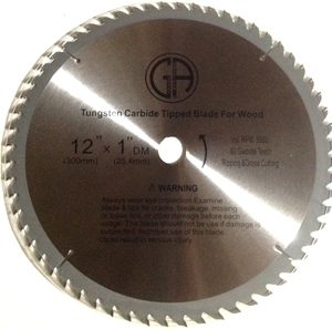 Picture of TCP18  18-in. - 80 Tooth - Tungsten Carbide Tipped WOOD Saw Blade, Heavy Duty, Professional Quality