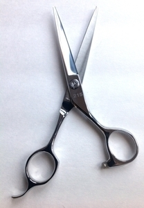 "Picture of RS4 Professional Hair Cutting Scissors apprx. lenght=6.5"" blade=2.75"" free air shipping"