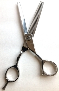 Picture of TS3  Professional Hair Thinning Shears apprx. lenght=6.5-in. blade=2.75-in