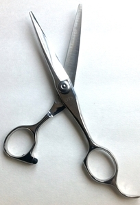 "Picture of RS16 Professional Hair Cutting Scissors apprx. lenght=6.5"" blade=2.75"" free air shipping"