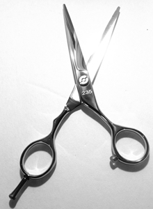 "Picture of RS6 Professional Hair Cutting Scissors apprx. lenght=6.5"" blade=2.75"" free air shipping"