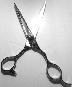 "Picture of RS7 Professional Hair Cutting Scissors apprx. lenght=7.5"" blade=3.5"" free air shipping"