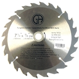Saw Blades for Wood With Nails for Circular, Table & Chop Saws