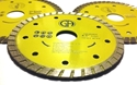 Picture for category Hot Pressed Diamond Saw Blades
