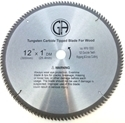 Picture of TCP8  12-in. - 120 Tooth - TCT WOOD Saw Blade, Heavy Duty
