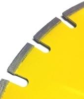 Picture of DL18A 18in Laser Welded Blade for Asphalt 1in Arbor