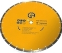 Picture of DB3816 16IN Segmented Diamond Saw Blade for GRANITE