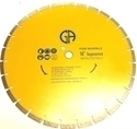 Picture of DB3815  16IN Segmented sintered saw blade for MARBLE