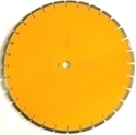 Picture of DL632  18IN Segmented laser welded saw blade for MARBLE