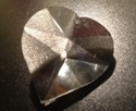 Picture of P22I  30mm crystal heart
