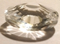 Picture of P1101B Crystal 30MM Rondelle Bead