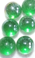 Picture of M167 16MM Green marbles