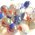 Picture of M139 16MM Shiny Marbles
