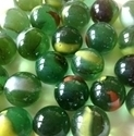 Picture of M168 16MM Shiny mixed marble