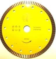 Picture of DBT3767  7IN Super Thin Saw Blade for Med-hard Stone