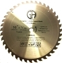Picture of TC604  16-in. -  40 tooth Tungsten Carbide Tipped Blade for WOOD