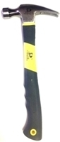 Picture of HM12  Straight Claw Hammer with fiber glass handle