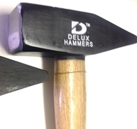 Picture of HM16 Machinist Hammer with wooden handle 3lb