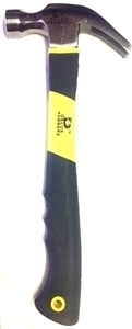 Picture of HM10  Claw Hammer with fiber glass handle