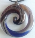 Picture of GP22 Hand Made Murano Fused Glass Jewerly