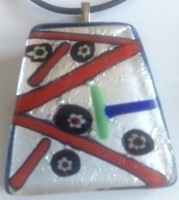 Picture of GP24 Hand Made Murano Fused Glass Jewerly