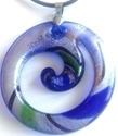 Picture of GP23-3 Hand Made Murano Fused Glass Jewerly