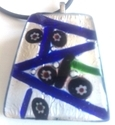 Picture of GP26 Hand Made Murano Fused Glass Jewerly