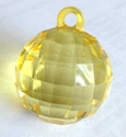 Picture of AC302Y 25mm YELLOW acrylic crystal ball