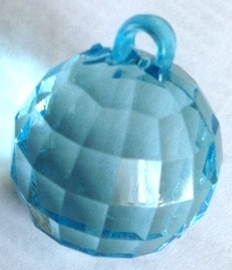 Picture of AC302T 25mm TEAL acrylic crystal ball