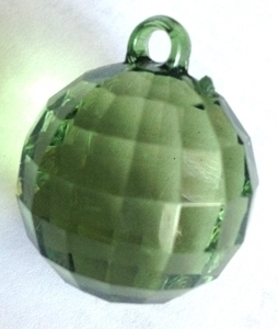 Picture of AC302G 25mm GREEN acrylic crystal ball