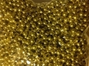 Picture of BDX6GOLD 6MM Plastic Beads GOLD 2 Cups XMAS SPECIAL