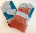 Picture of GG238  Cow Split Leather Gloves - Heavy Duty