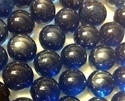 "Picture of MM05 5/8"" Cobalt Blue Marble"