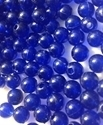 Picture of BD6R7B  6mm DARK BLUE opaque round plastic beads