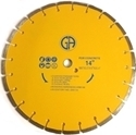 Picture of DW110 14-in. Sintered segmented saw blade for concrete