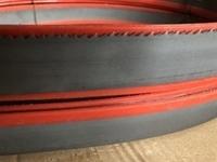 "Band Saw Blade Replacement 19'4"" Bi metal M42 Cobalt 8%, 34 x1.1mm(1-1/4 x .042 in.) 5/8 TPI (Back quality X32 Cr 4. 270 gr./m)"