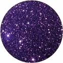 Picture of GT29196  1/96in Glitter DARK PURPLE